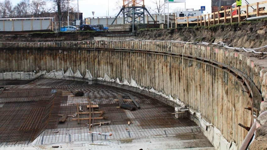 Concrete Structure And Geotechnical Construction Works
